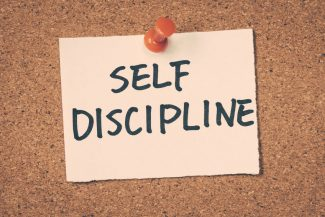 Self Discipline ... and Where To Find It - Catherine Johns